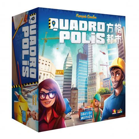 Quadropolis 方格都市 1