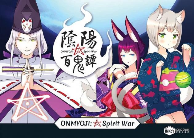 Onmyoji Spirit War 陰陽百鬼譚 1