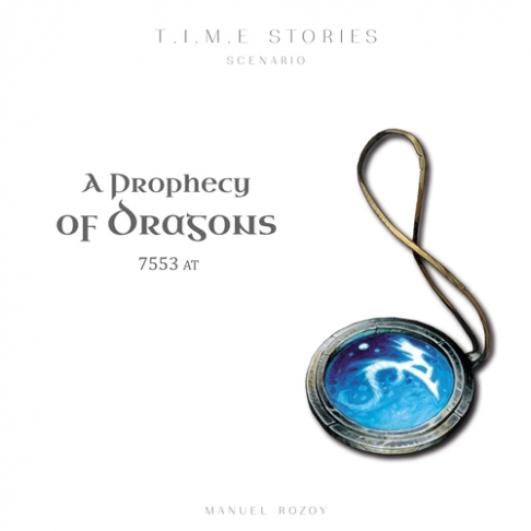 T.I.M.E Stories:A Prophecy Of Dragons Expansion 時間守望 - 龍之預言擴充 1