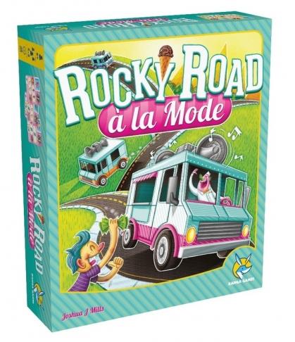 Rocky Road a la Mode 叭噗人生 1