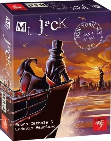 Mr. Jack In New York 開膛手傑克 - 紐約大逃殺 1