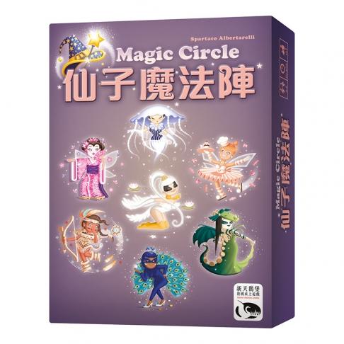 Magic Circle 仙子魔法陣 1