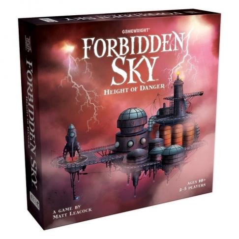 Forbidden Sky 禁制天際 1