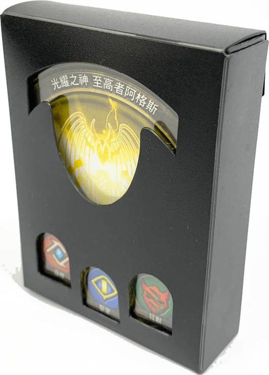 KF小牌盒-黑【搭配鍛鑰者購買,一個特價35元】 2