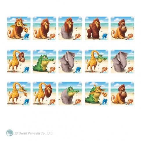 Galapa Go 荒島動物學 3