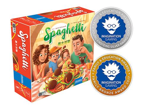Spaghetti 義大利麵 1