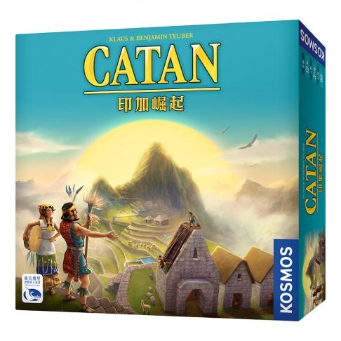 Catan Inca 卡坦島 - 印加崛起 1