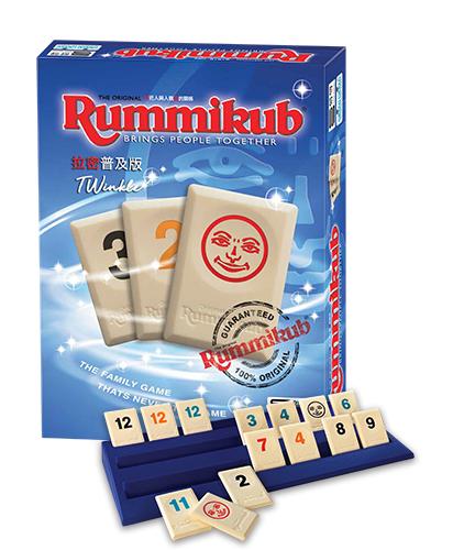 Rummikub TWinkle 拉密標準普及版 1
